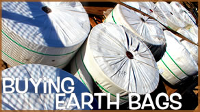 Where How We Purchase Earth Bags To Continous