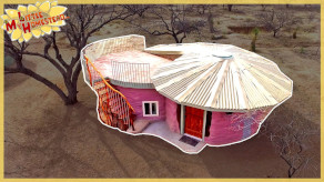 Full Version Movie | The Family Builds Shae's Earthbag Bedroom