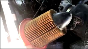 Engine Running Rough - Bad Gas Mileage - How To Change a Air Filter - 2002 Ford Escort ZX2