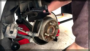 how to replace brakes and rotors