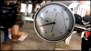 How to Check Crankshaft End Play With a Dial Gauge