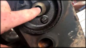 How To Locate All The Freeze Plugs/Oil Galley Plugs On A Dodge 5.9 360 Magnum V8