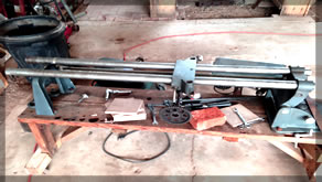 Rebuilding a Lathe! | Converting a Wood to Metal Lathe!