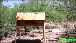 how to build a cheap top bar bee hive