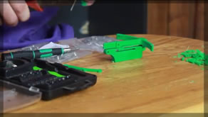3D Printing A Crossbow! [Thingiverse Print Review]